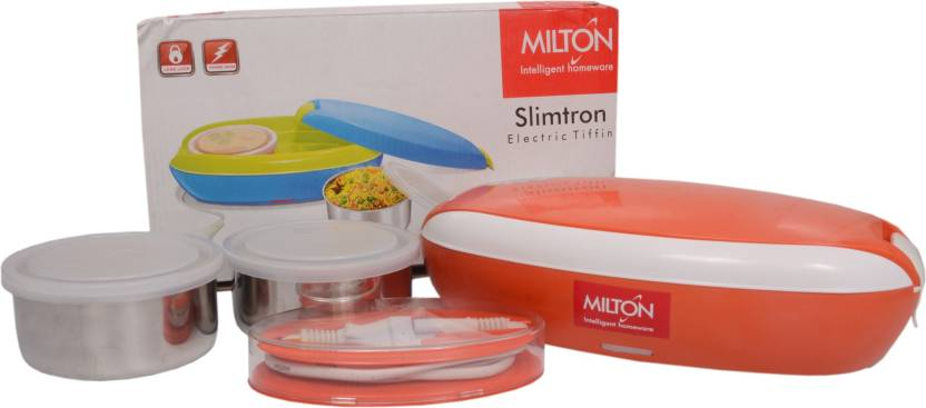 Milton Slimtron 2 Containers Lunch Box 350 ml