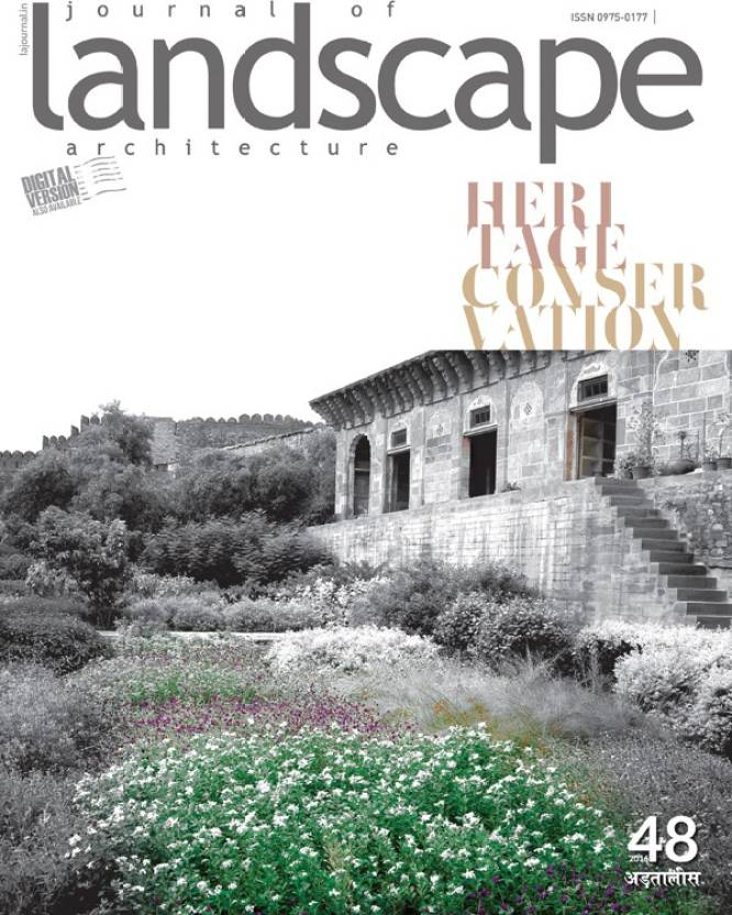 journal of landscape architecture magazines price in india buy