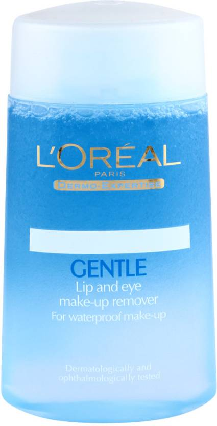 L'Oreal Paris Gentle Lip and Eye Makeup Remover Makeup Remover (125 ml)