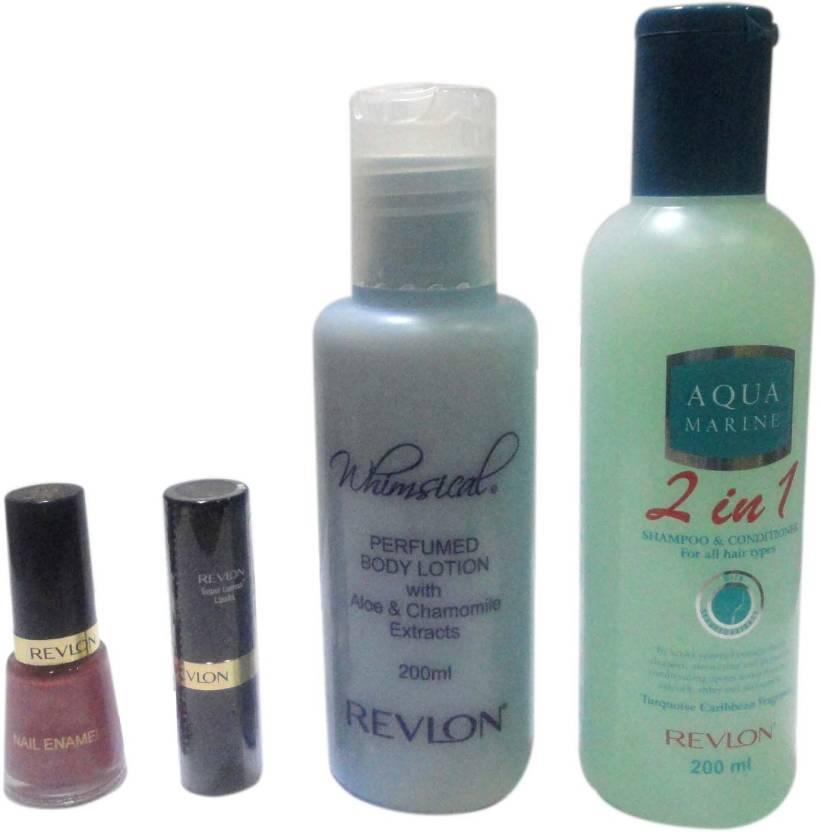 Revlon Makeup Kit (Pack of 4)