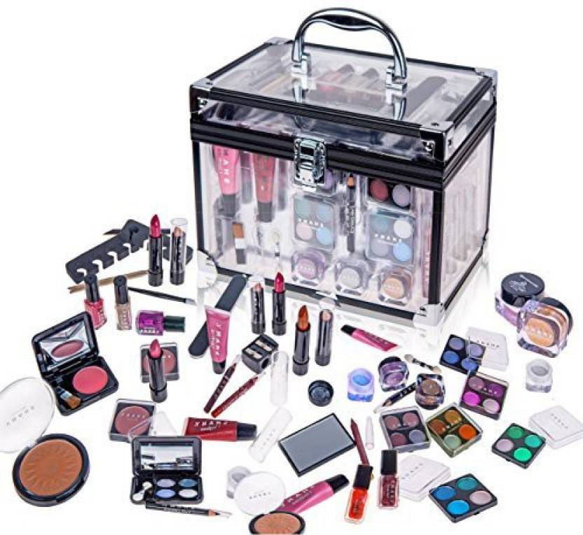 87266c5fef Shany Carry All Trunk Professional Makeup Kit Gift Set - Price in India, Buy  Shany Carry All Trunk Professional Makeup Kit Gift Set Online In India, ...