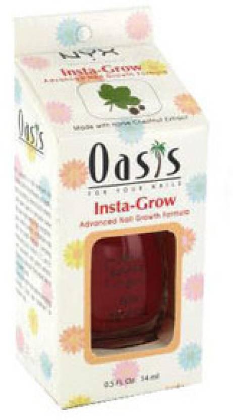 Nyx Oasis Nail Treatment Insta Grow Price In India Buy Nyx