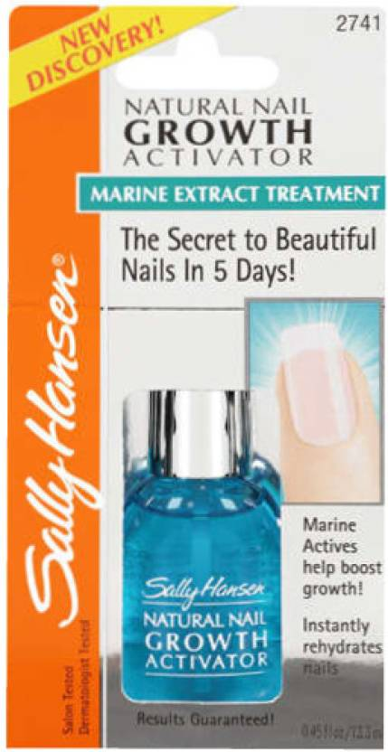 Sally Hansen Natural Nail Growth Activator - Price in India, Buy ...