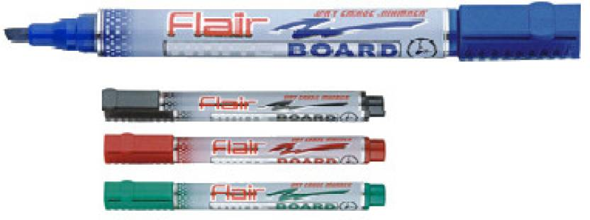 Flair Bullet Tip Whiteboard Markers