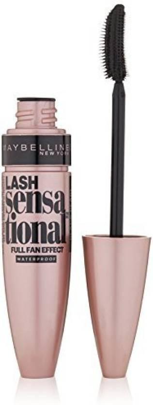 Maybelline Lash Sensational Black Pearl Waterproof Mascara 9 ml