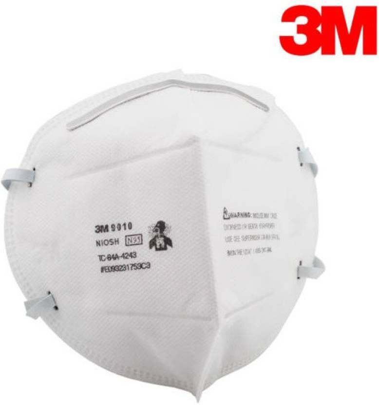 And Mask Respirator 3m 9010