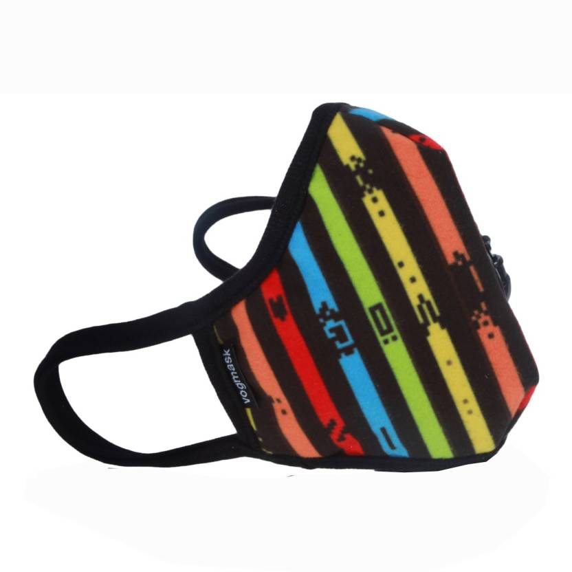 Price 855932005889 Colorbars Mask In Vogmask Small India Extra