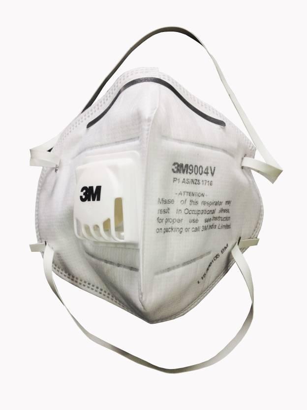 3m 9004v Mask And Respirator Price In India Buy 3m 9004v