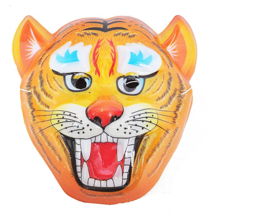 SNB tiger face mask Party Mask Price in India - Buy SNB