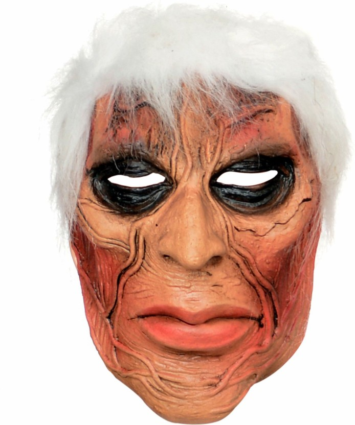 SERIAL KILLER 34 GRUESOME LATEX FACE MASK HORROR HALLOWEEN