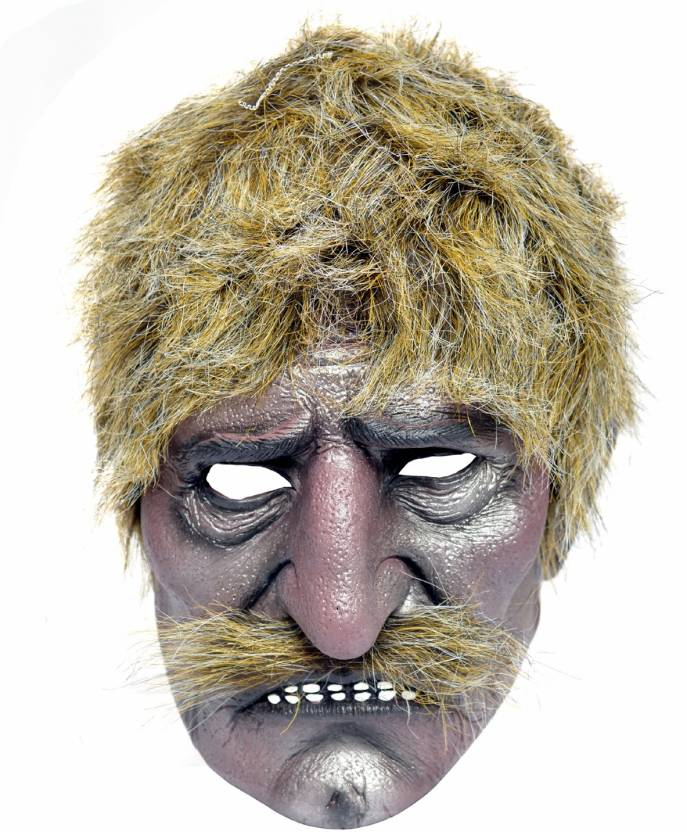 87f6d8f6c42 Tootpado Realistic Latex Rubber Adult Size Face - Old Man 1a185 - Horror  Halloween Ghost Scary Full Face Cosplay Costumes supplies Creepy Zombie  Party ...