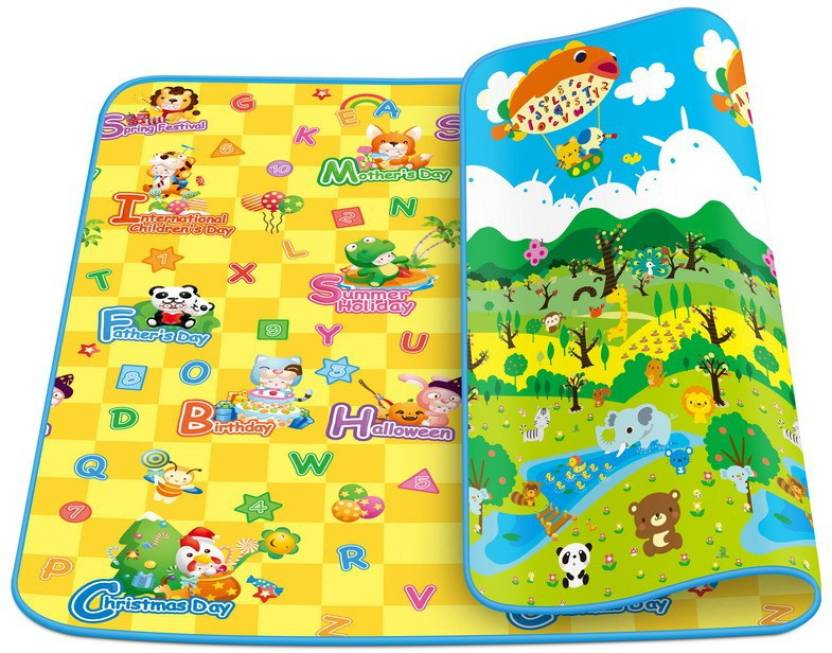 infantil mats item kid alfombra carpet eva toys play rugs in gym mat children double playmat sided from baby