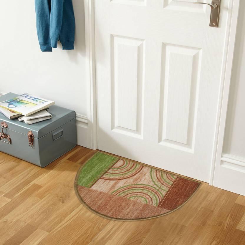 Status Nylon Door Mat Multicolor, Medium