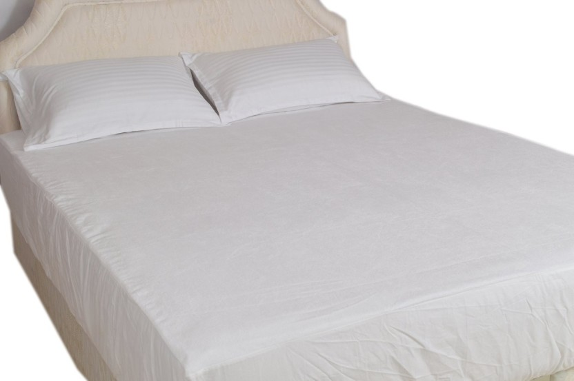 Trance Home Linen Fitted King Size Waterproof Mattress Protector