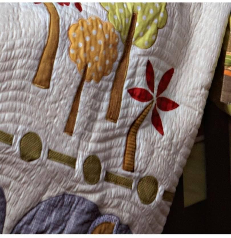 Mom Me CribSheet Comforter Set ElephantBrgd