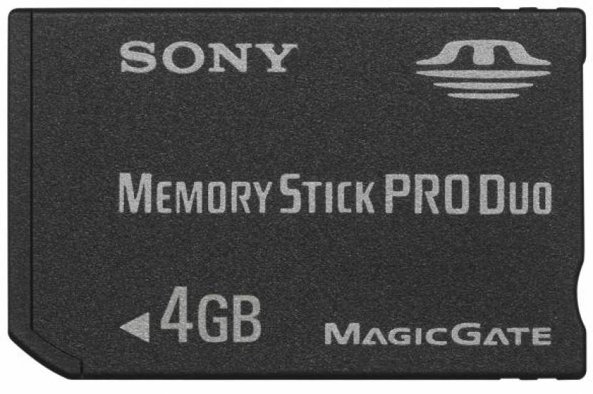 Sony 4 GB  Memory Card