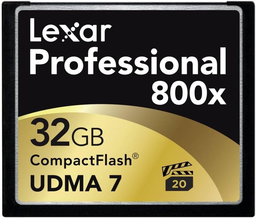 Lexar 32 Gb Compact Flash Memory Card Lexar Flipkart Com