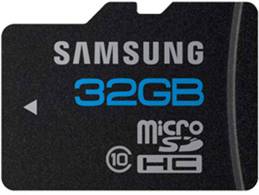 Samsung 32 Gb Microsdhc Class 10 Memory Card Samsung Flipkart Com