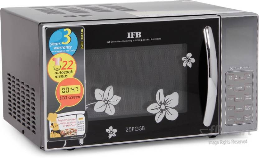 Ifb 25 L Grill Microwave Oven