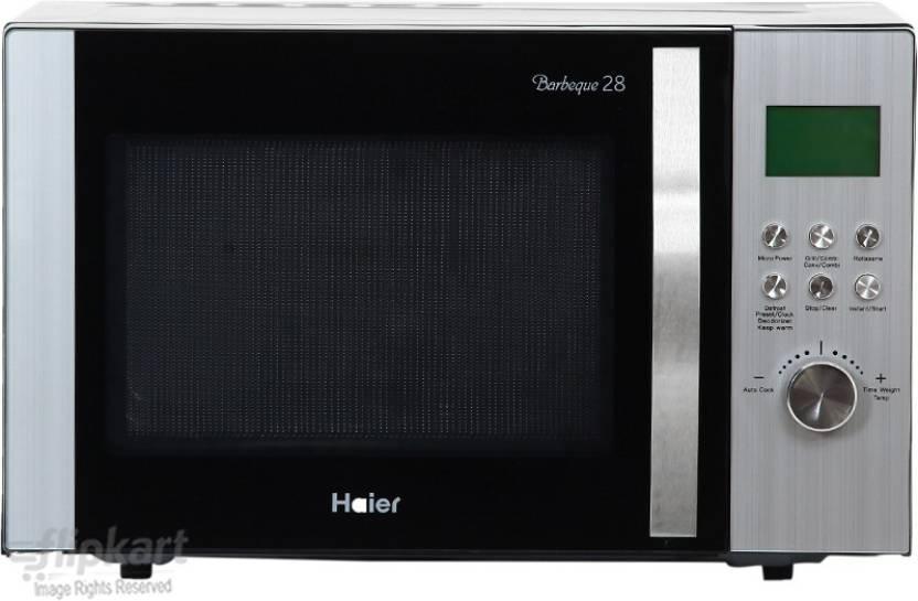 Flipkart.com   Haier 28 L Convection Microwave Oven - Convection