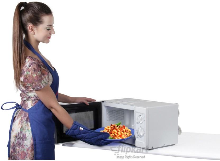 Bajaj 1701MT  White Solo Microwave Oven  17 L @Rs 3990