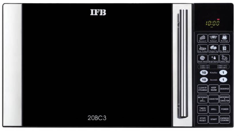 IFB 20BC3 Convection 20 L Convection Microwave Oven