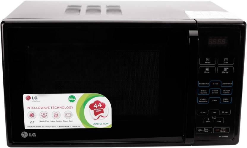 LG MC2149BB Convection 21 L Convection Microwave Oven