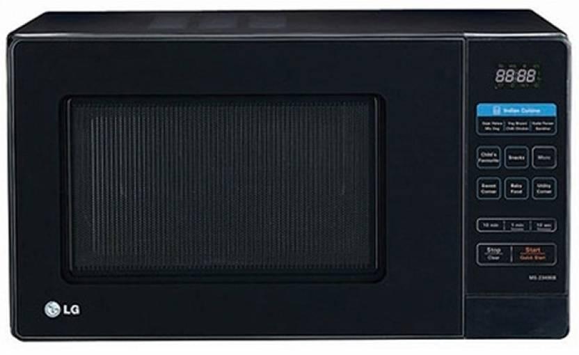 LG MS-2349EB Solo 23 L Solo Microwave Oven