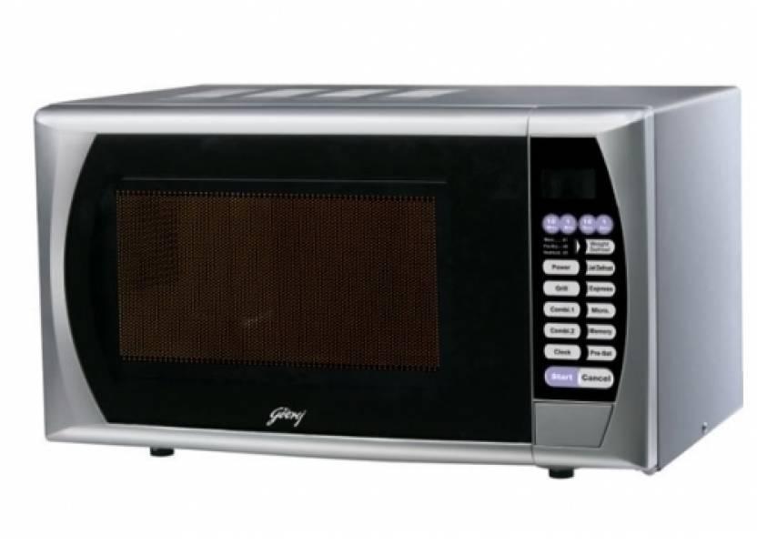 Godrej GMG 17E 07 SLGX Grill 17 L Grill Microwave Oven