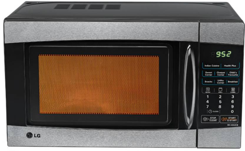 LG MH2046HB Grill 20 L Grill Microwave Oven