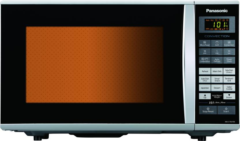 Panasonic Nn Ct641m Convection 27 L Microwave Oven