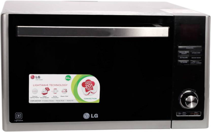 LG MJ3281BCG Convection 32 L Convection Microwave Oven