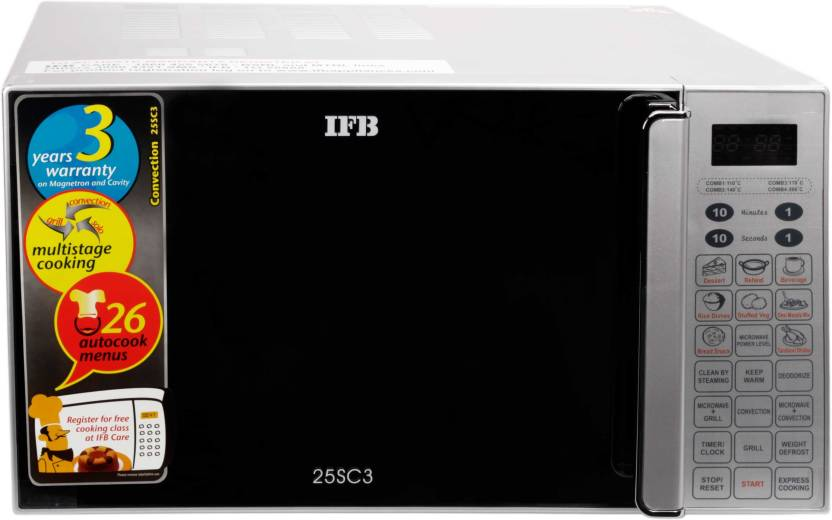 IFB 25SC3 Convection 25 L Convection Microwave Oven