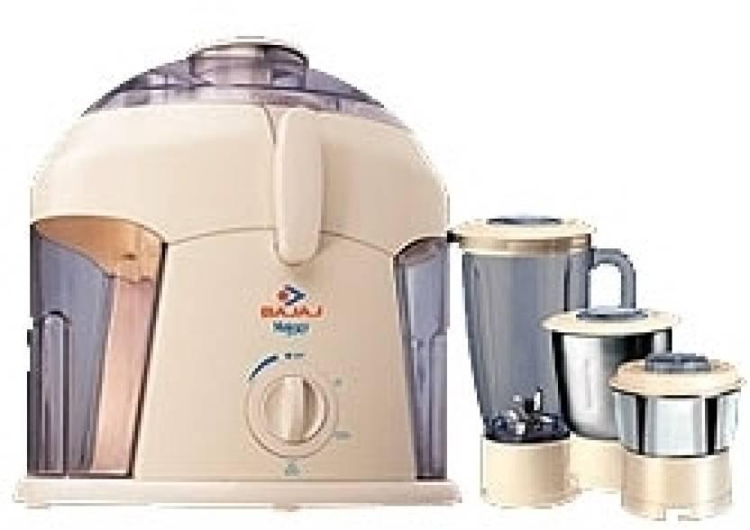 Bajaj JX 12 450 W Juicer Mixer Grinder