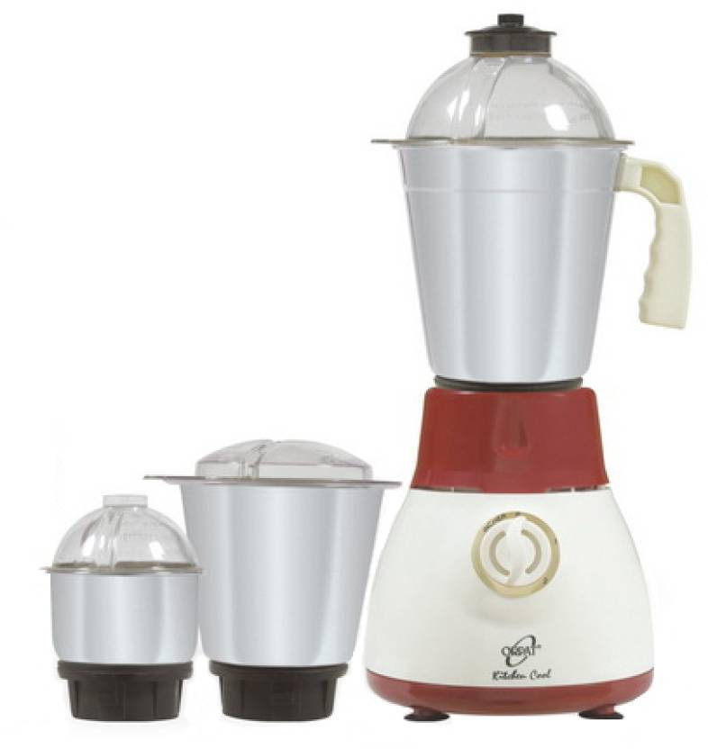 Orpat Kitchen Cool 550 W Mixer Grinder