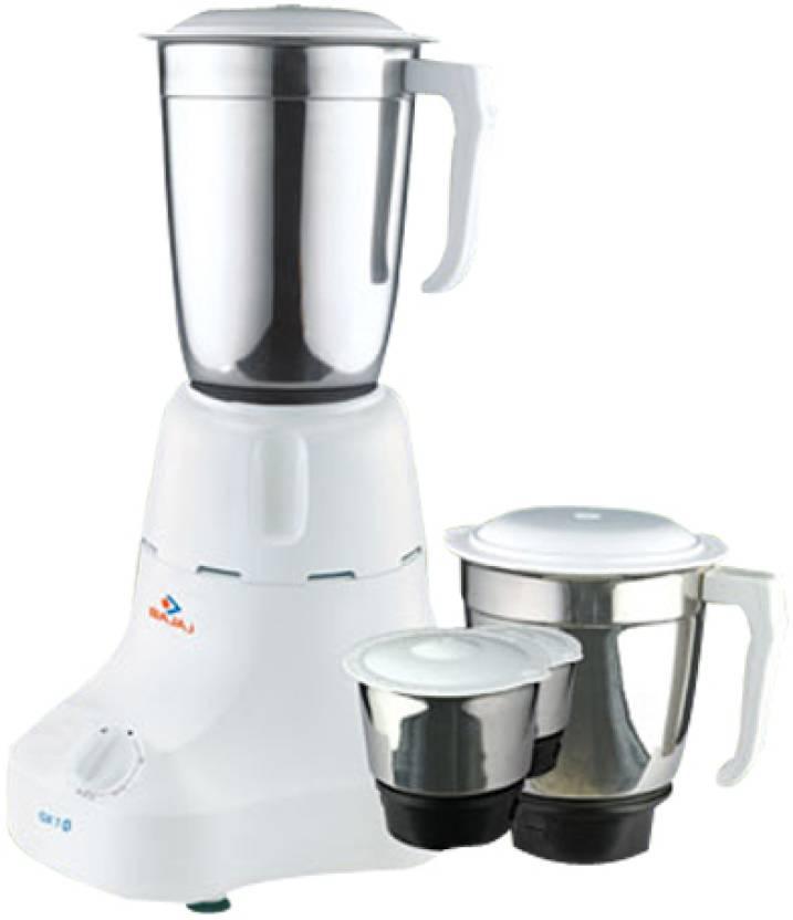 Bajaj Majesty GX 7 500 W Mixer Grinder