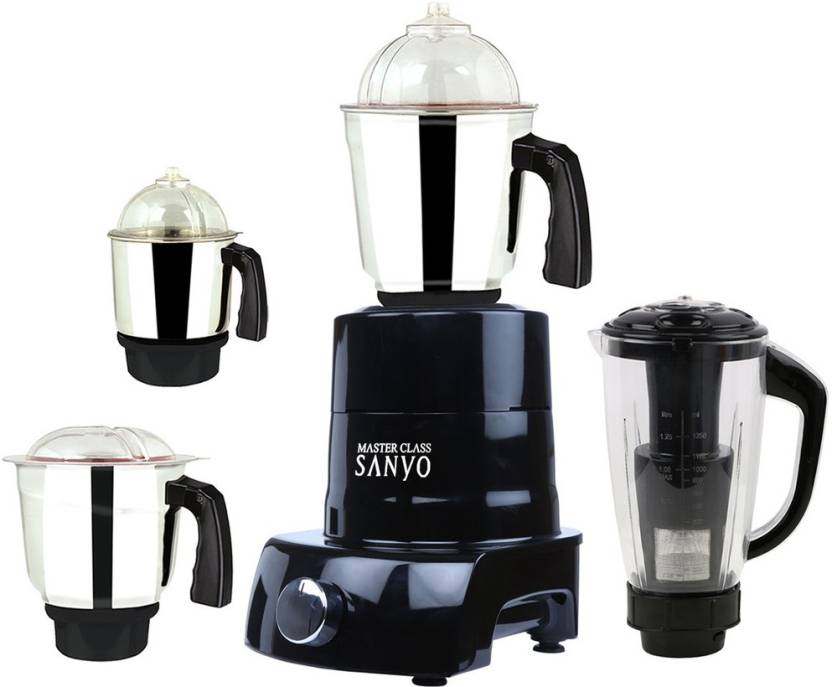 MasterClass Sanyo ABS Body MGJ 2017-109 1000 W Mixer Grinder Price ...