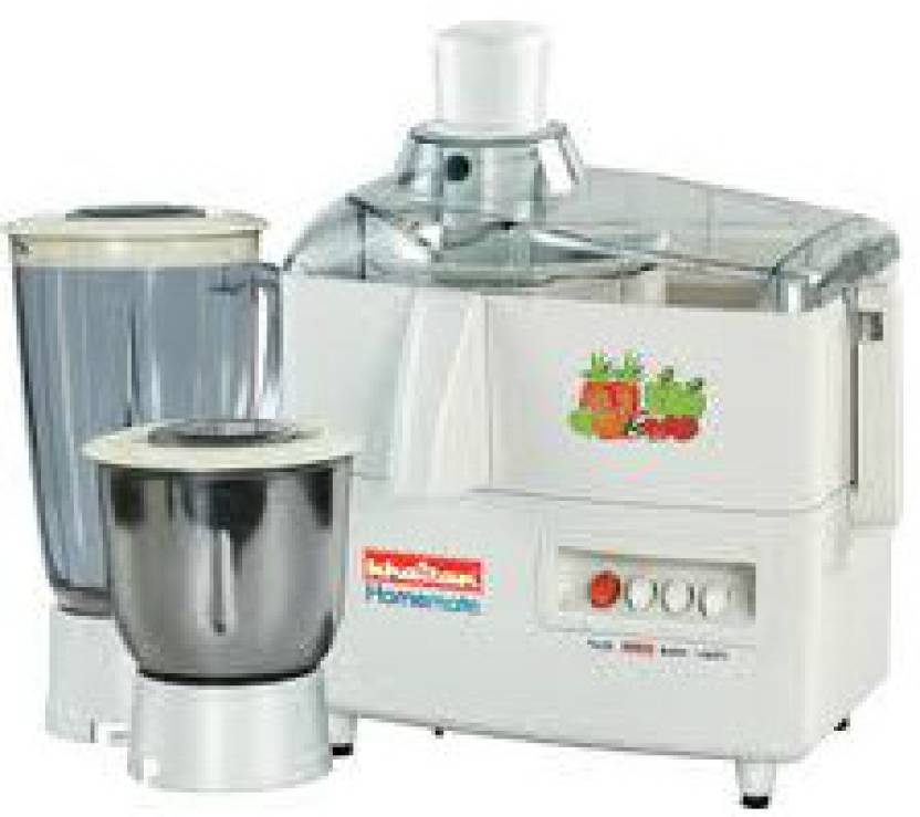 55a4dcfd2 Khaitan 705 RS Shakti 450 W Juicer Mixer Grinder Price in India ...