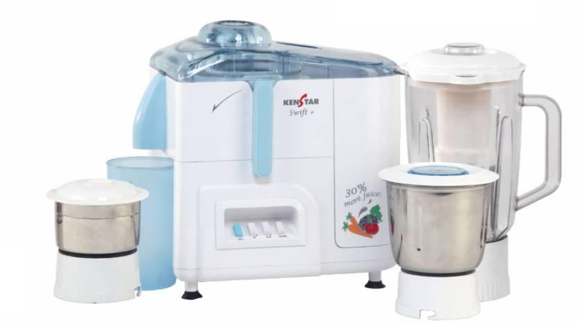 Kenstar Swift Plus 500 W Juicer Mixer Grinder