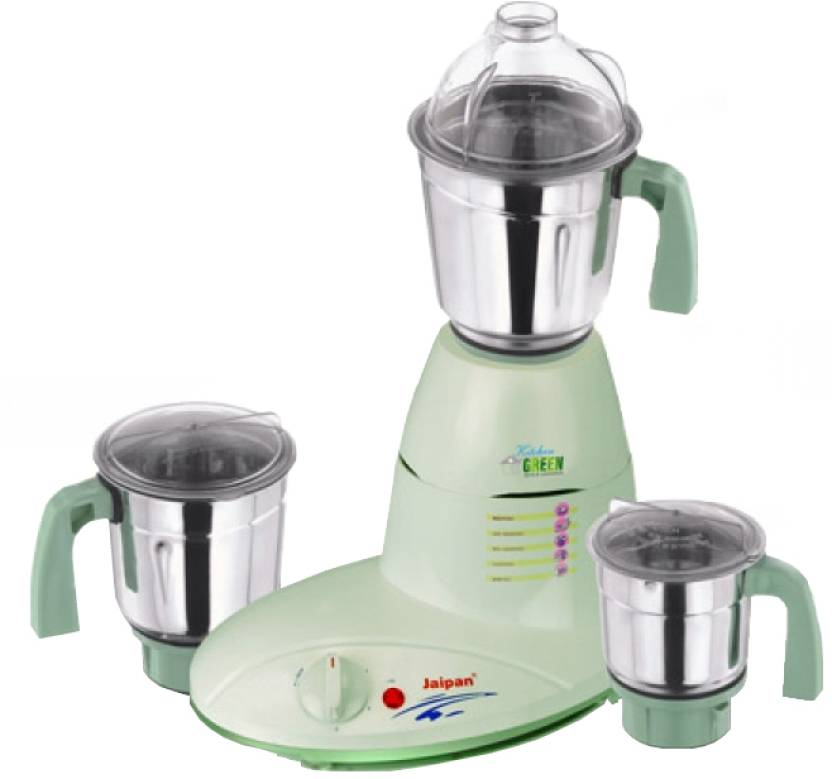 Jaipan Kitchen Green 750 W Mixer Grinder