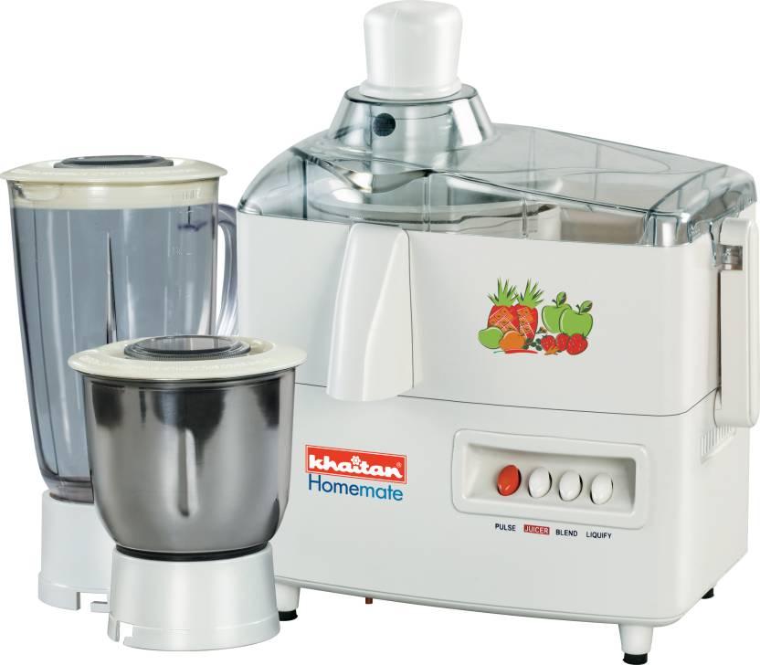 Khaitan 701 G 450 W Juicer Mixer Grinder