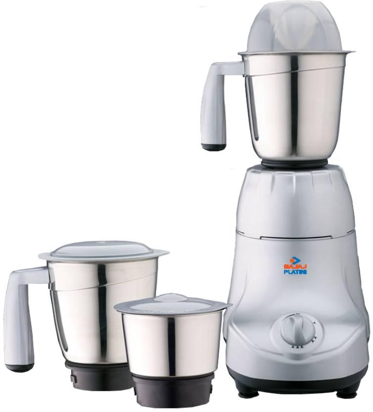 19e38a7d5fe Bajaj Platini PX 70 M 550 W Mixer Grinder Price in India - Buy Bajaj ...