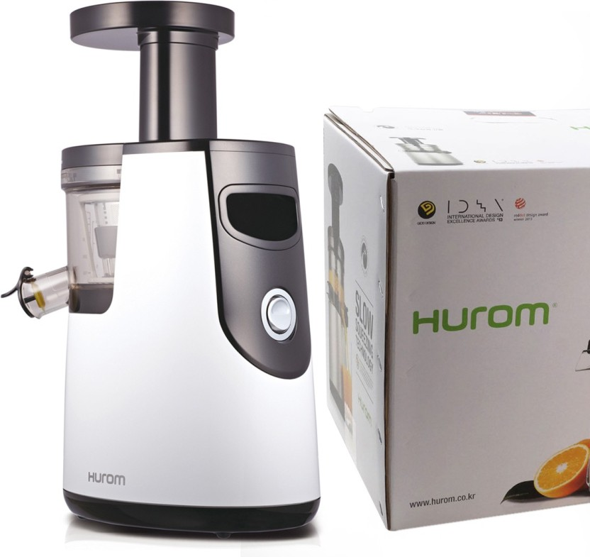 Hurom Slow Juicer Promotion : Shop Online Hurom HH Elite 150W Slow Juicer - Comparison, Price & Specification in India