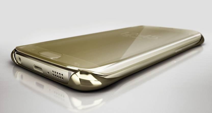 e9766a7c12 Samsung Flip Cover for SAMSUNG S6 EDGE - Samsung : Flipkart.com