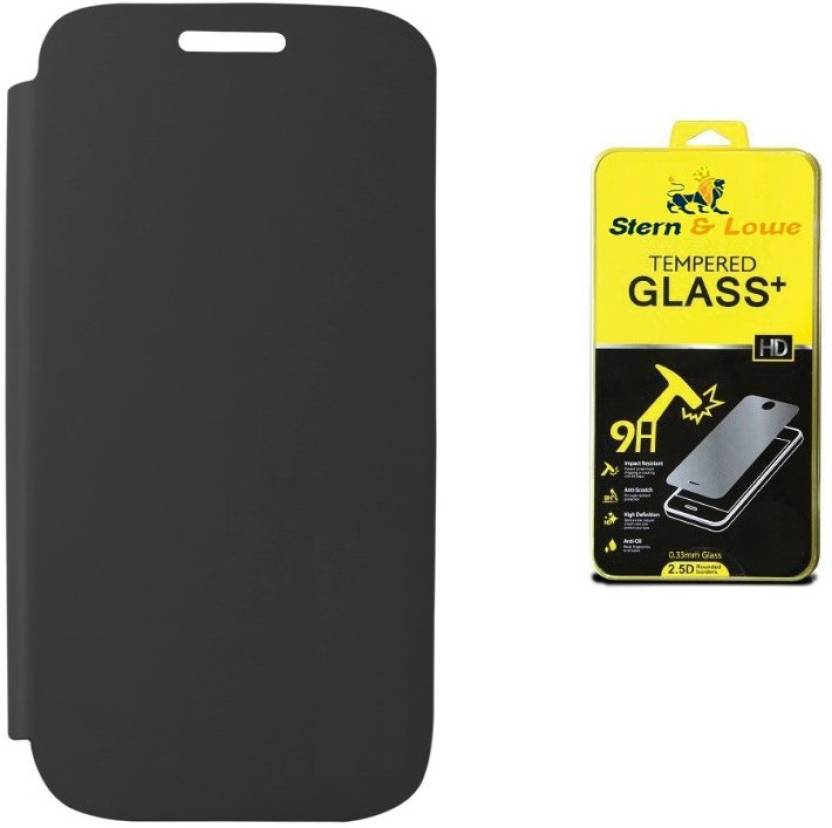 the best attitude 0e42f 74707 Stern & Lowe Flip Cover for Samsung Galaxy Star GT-S5282 with ...