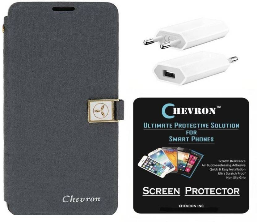 sale retailer 6f4a9 41c2e Chevron Royal Armour Flip Cover With Stand Feature for Samsung ...
