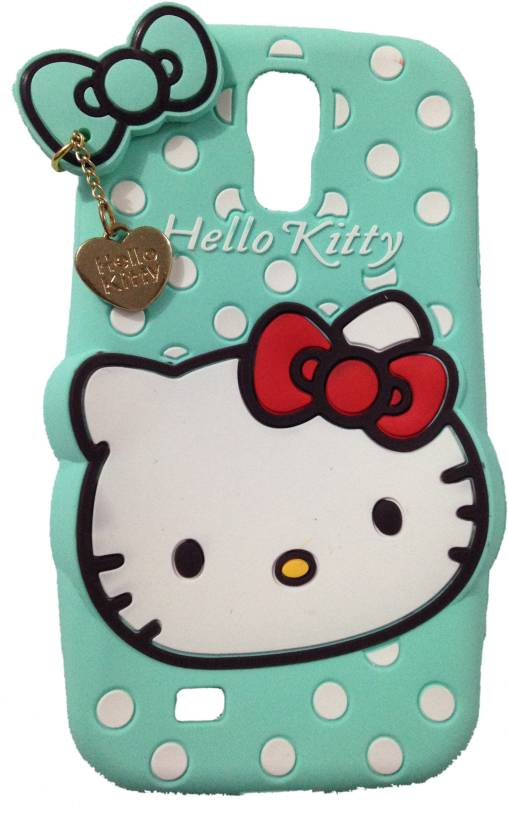 Hello Kitty Back Cover for Samsung S4 - Hello Kitty