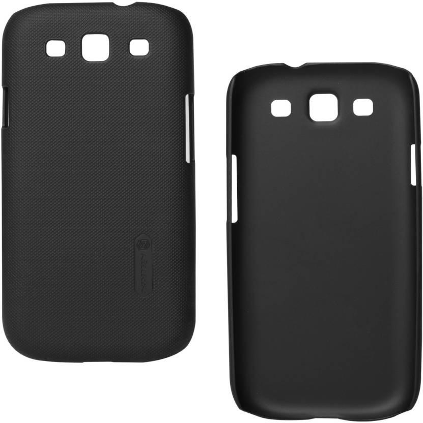 innovative design 80296 c2a95 Nillkin Back Cover Case For Samsung Galaxy S3 Neo i9301 (Black) + ...