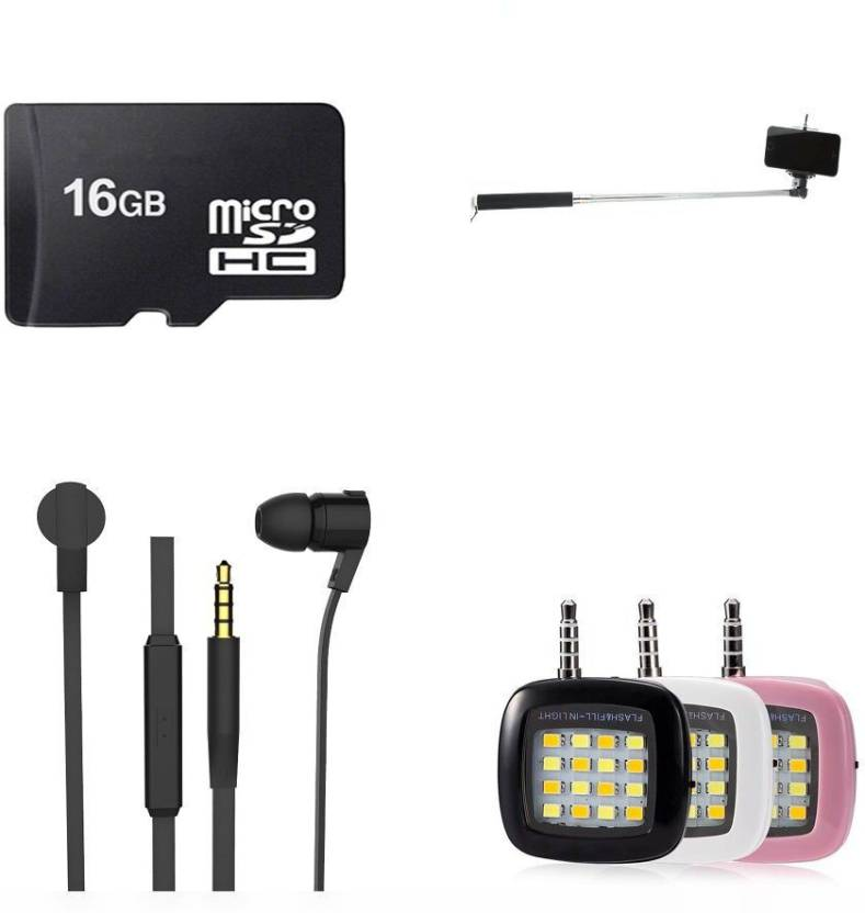 Wonder World Mobile Flash Accessory Combo for Apple iPhone 5