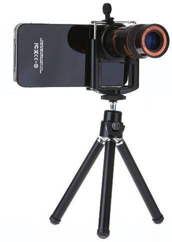 Dyna Mobile Phone Lens Accessory Combo for Apple iPhone, Samsung, Lumia, LG, Sony, Panasonic, Xiomi, Lenovo, Blackberry, Xolo, Micromax, Spice, Gionee available at Flipkart for Rs.925